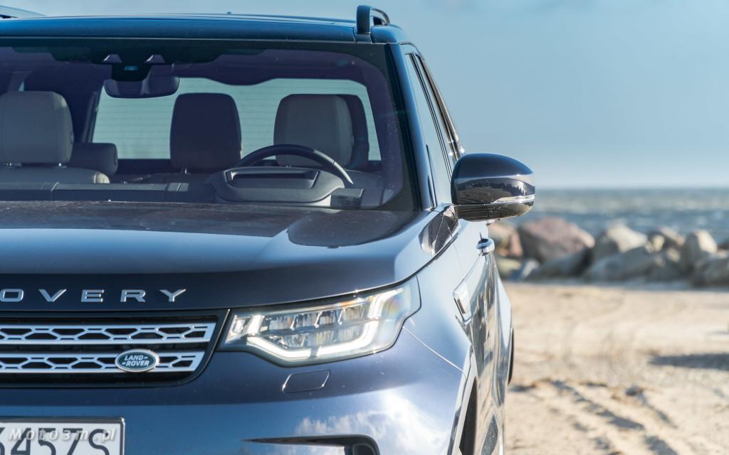 Nowy Land Rover Discovery od British Automotive Gdańsk - test Moto3m 3-07193