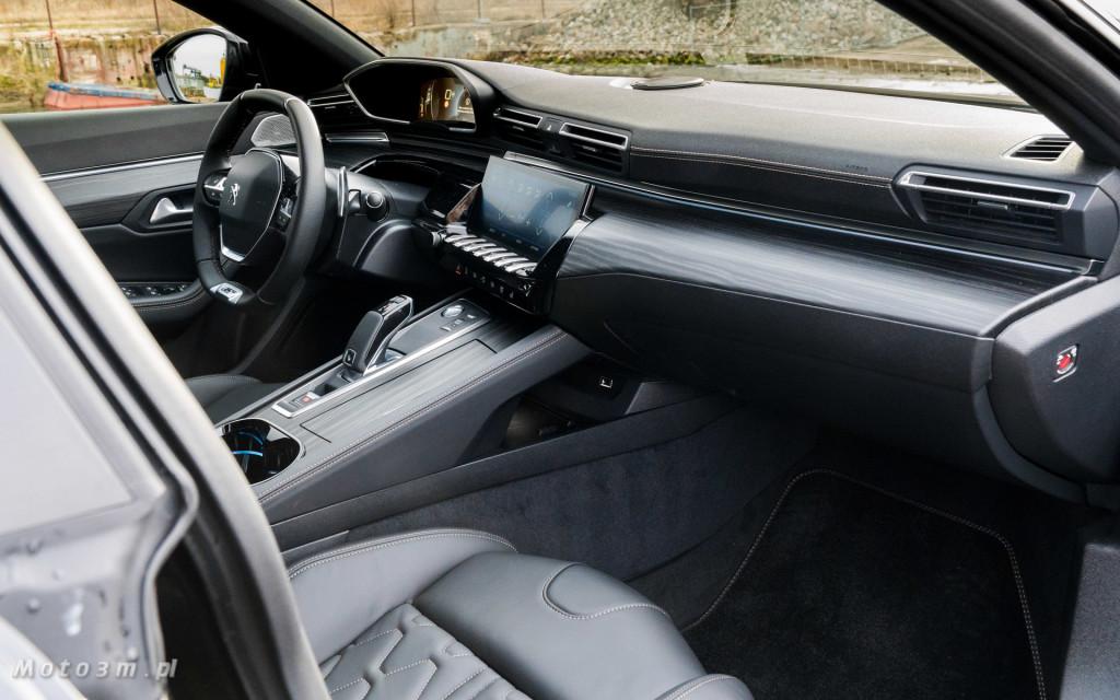 Peugeot 508 - test Moto3m-07047