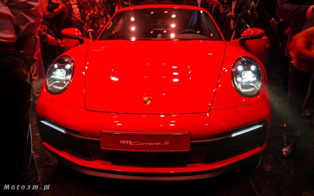 Premiera Nowego Porsche 911 992 w Teatrze Szekspirowskim w Gdańsku-06869