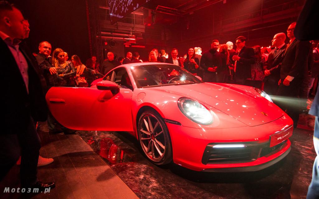 Premiera Nowego Porsche 911 992 w Teatrze Szekspirowskim w Gdańsku-06898
