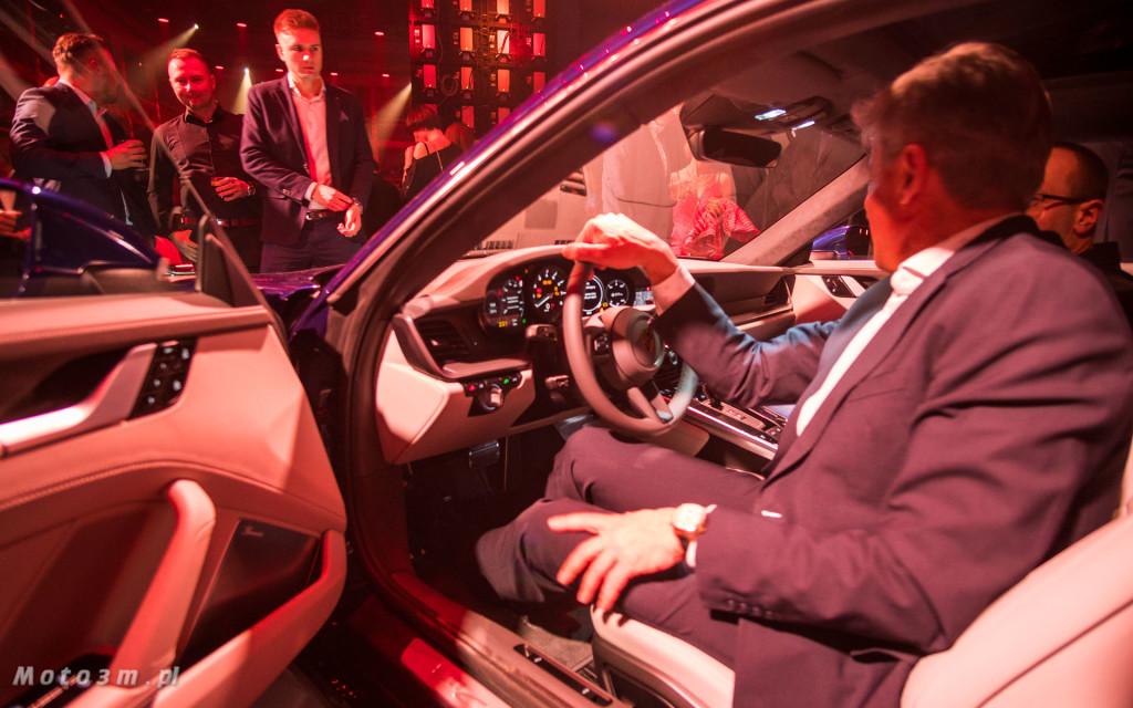 Premiera Nowego Porsche 911 992 w Teatrze Szekspirowskim w Gdańsku-06904