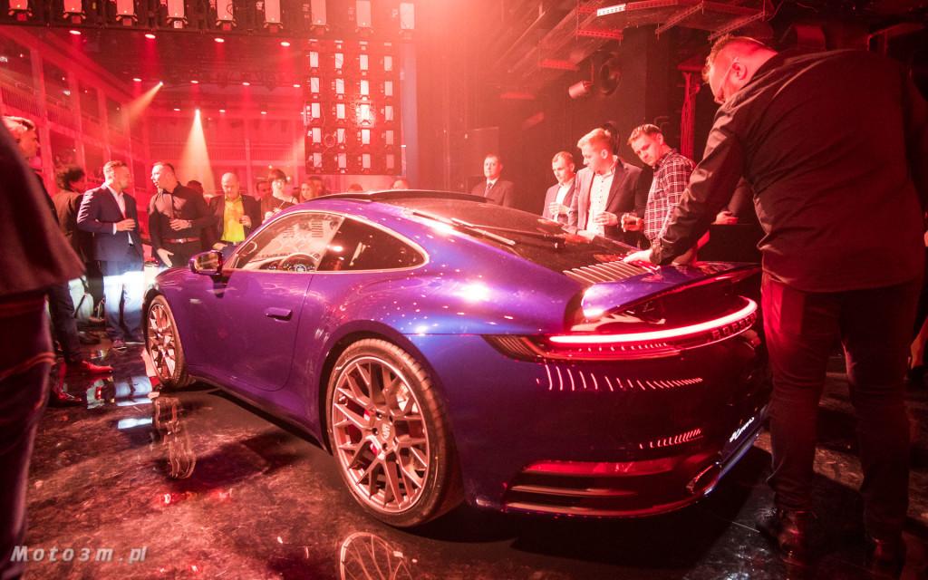 Premiera Nowego Porsche 911 992 w Teatrze Szekspirowskim w Gdańsku-06907