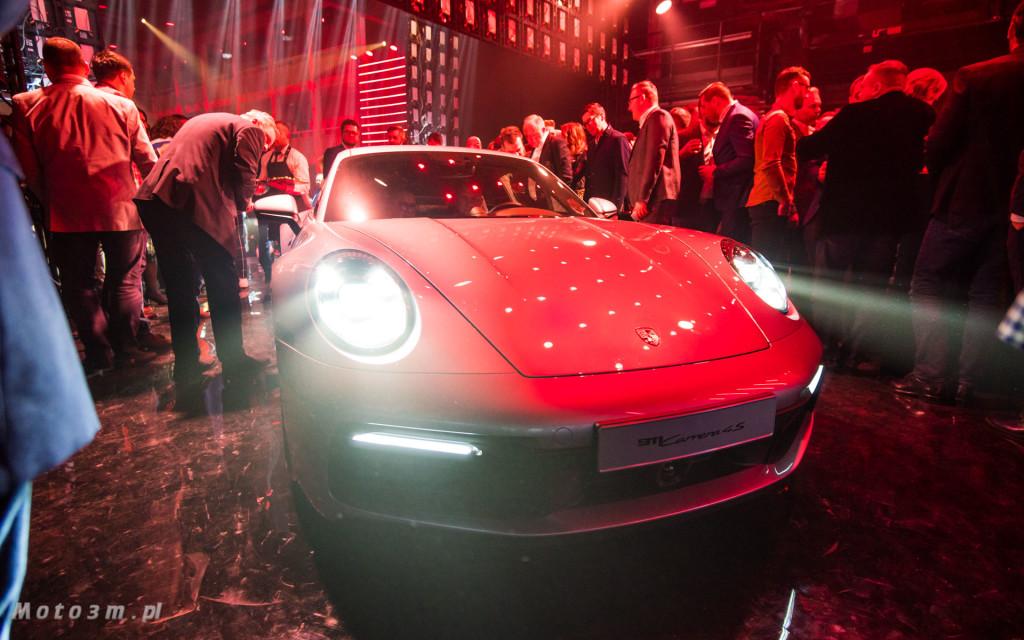 Premiera Nowego Porsche 911 992 w Teatrze Szekspirowskim w Gdańsku-06930