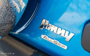 Suzuki Jimny - test Moto3m-07469
