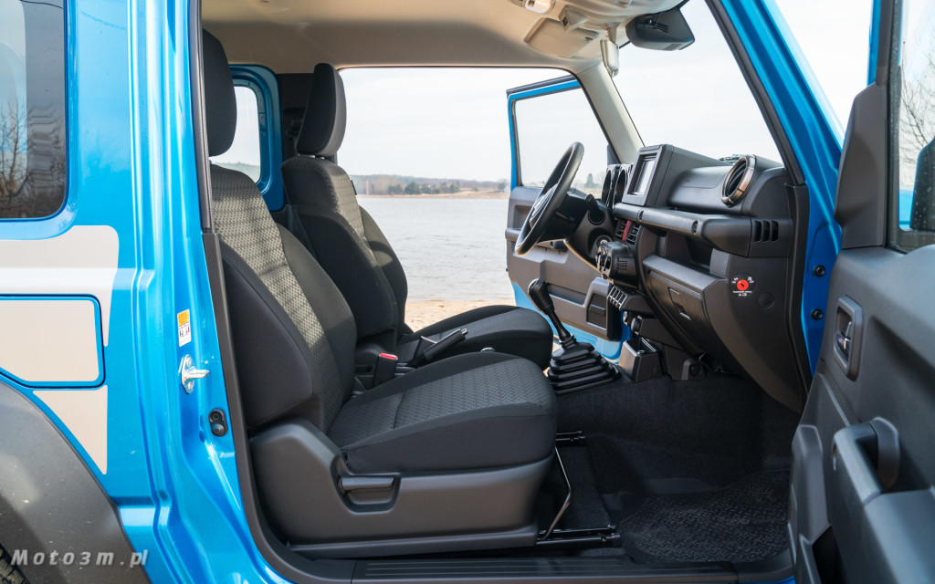 Suzuki Jimny - test Moto3m-07471