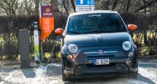 Fiat 500e - 100 procent  elektryczny - test moto3m-07654-07675
