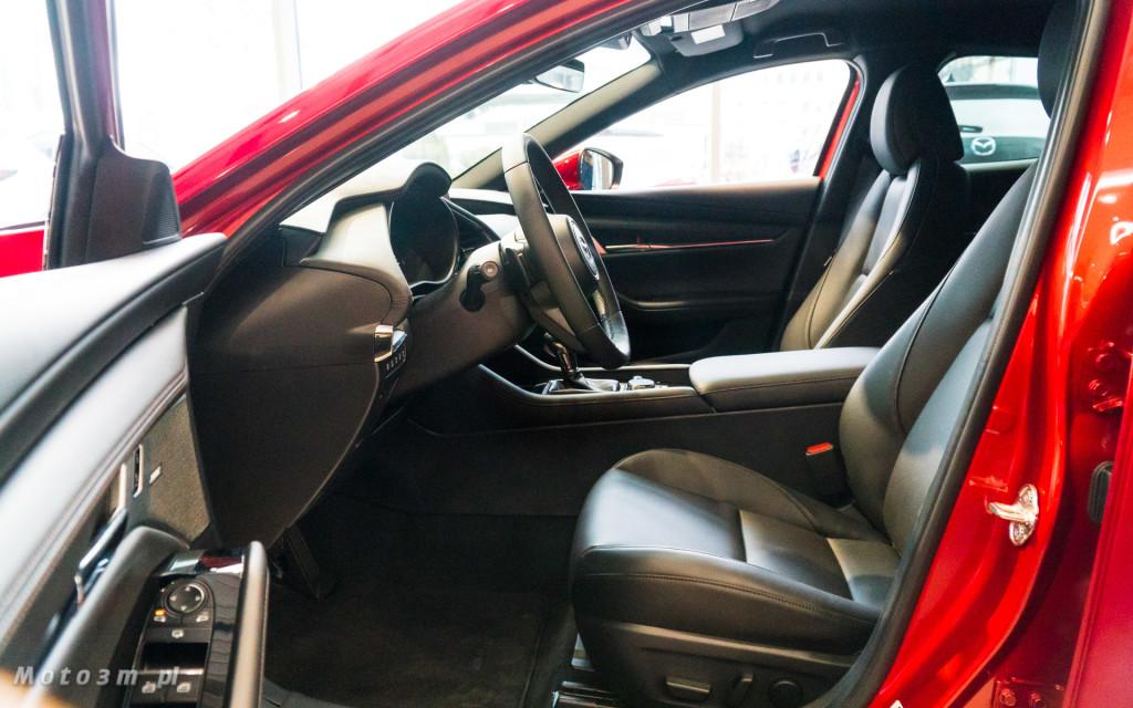 Nowa Mazda 3 w salonie Mazda BMG Goworowski w Gdyni-07834