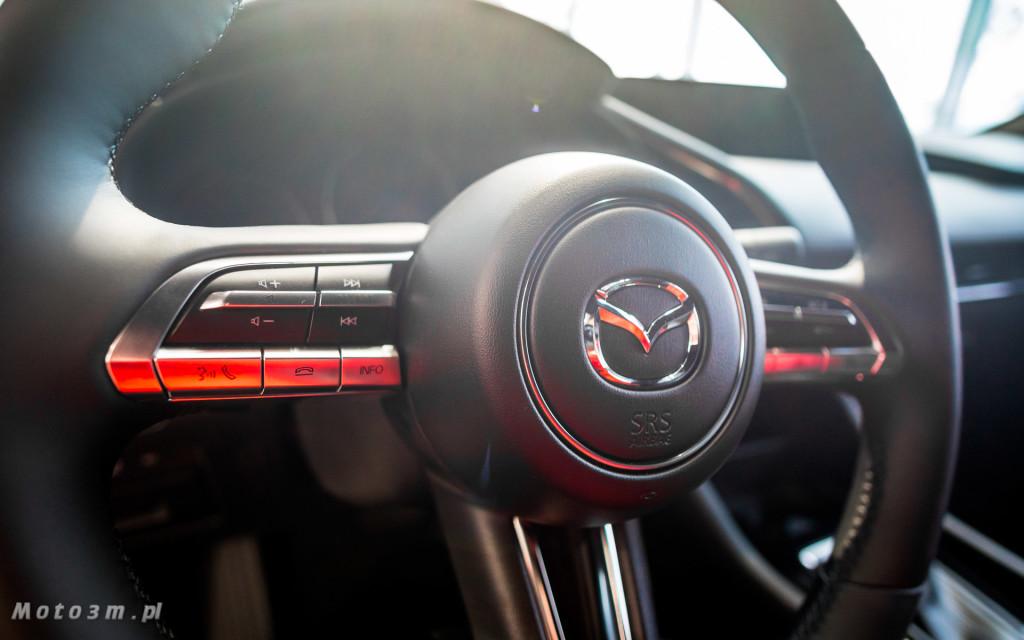 Nowa Mazda 3 w salonie Mazda BMG Goworowski w Gdyni-07861