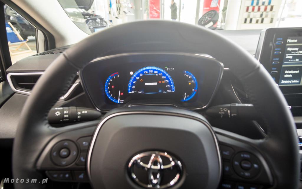 Nowa Toyota Corolla w salonie Toyota Walder Rumia-08018