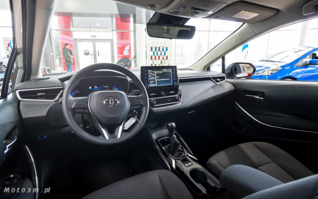 Nowa Toyota Corolla w salonie Toyota Walder Rumia-08022