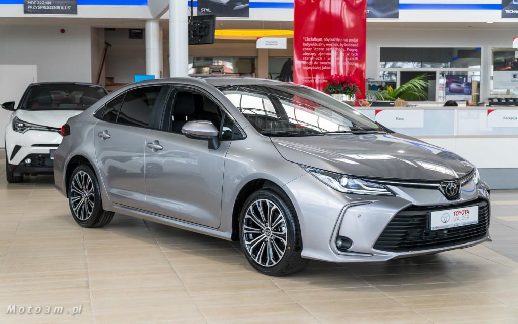 Nowa Toyota Corolla w salonie Toyota Walder Rumia-08032