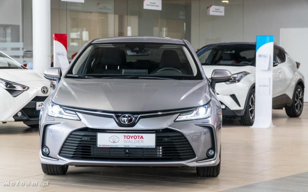Nowa Toyota Corolla w salonie Toyota Walder Rumia-08034