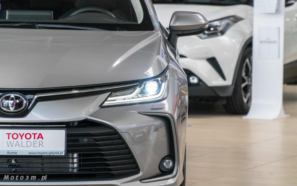 Nowa Toyota Corolla w salonie Toyota Walder Rumia-08035