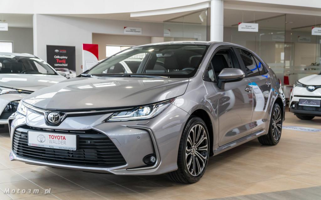 Nowa Toyota Corolla w salonie Toyota Walder Rumia-08036