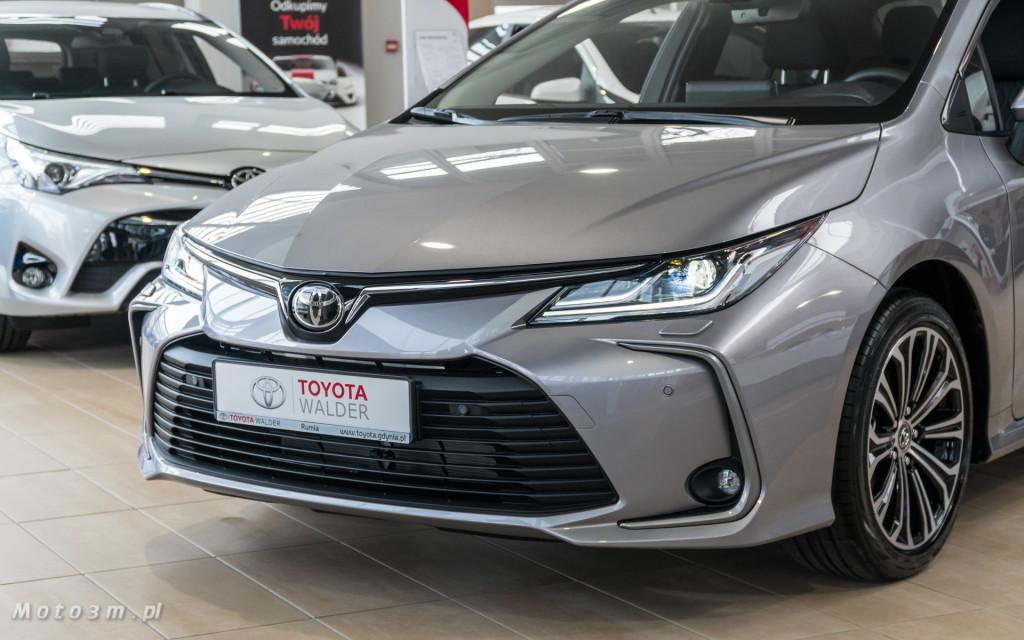 Nowa Toyota Corolla w salonie Toyota Walder Rumia-08037