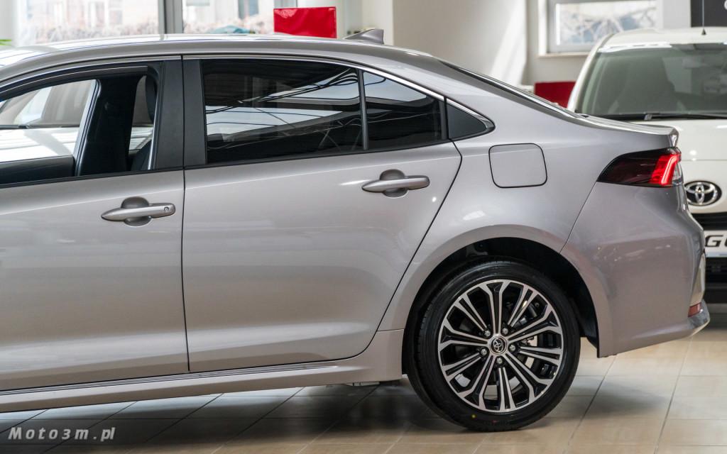 Nowa Toyota Corolla w salonie Toyota Walder Rumia-08039