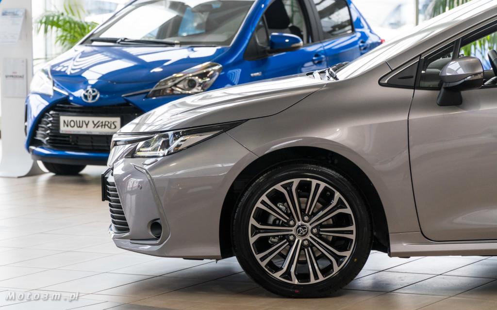 Nowa Toyota Corolla w salonie Toyota Walder Rumia-08040