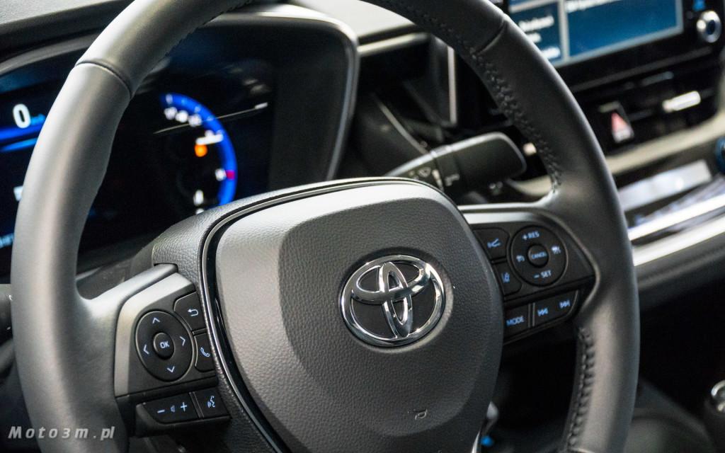 Nowa Toyota Corolla w salonie Toyota Walder Rumia-08048