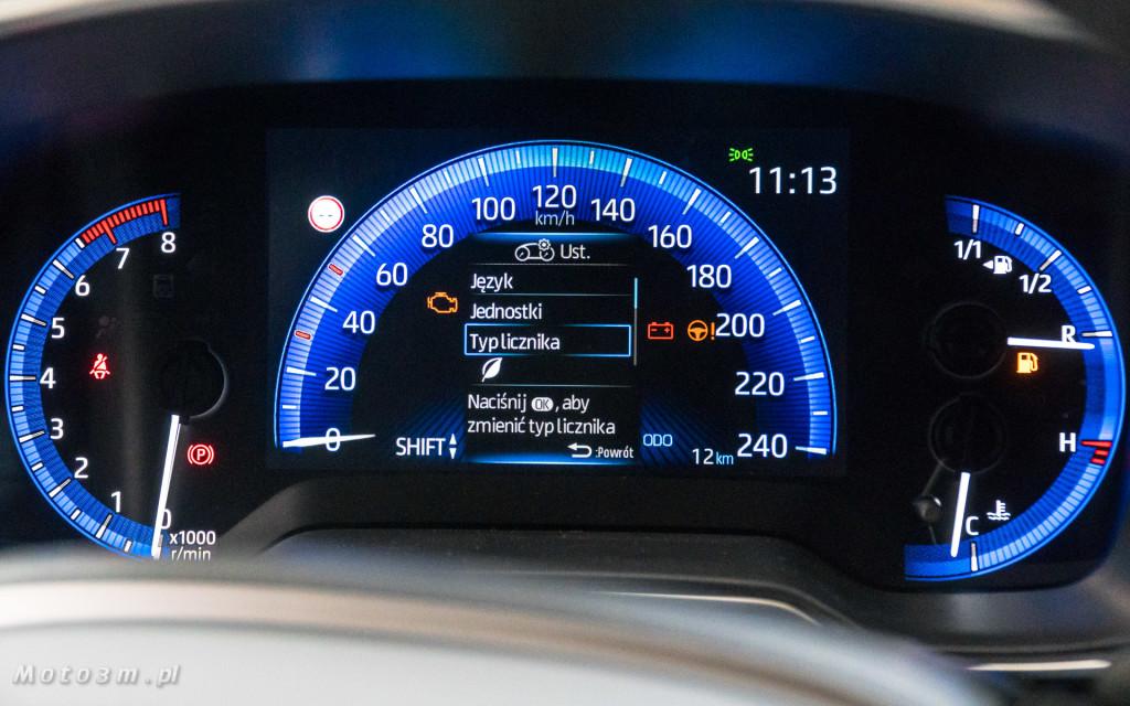 Nowa Toyota Corolla w salonie Toyota Walder Rumia-08049