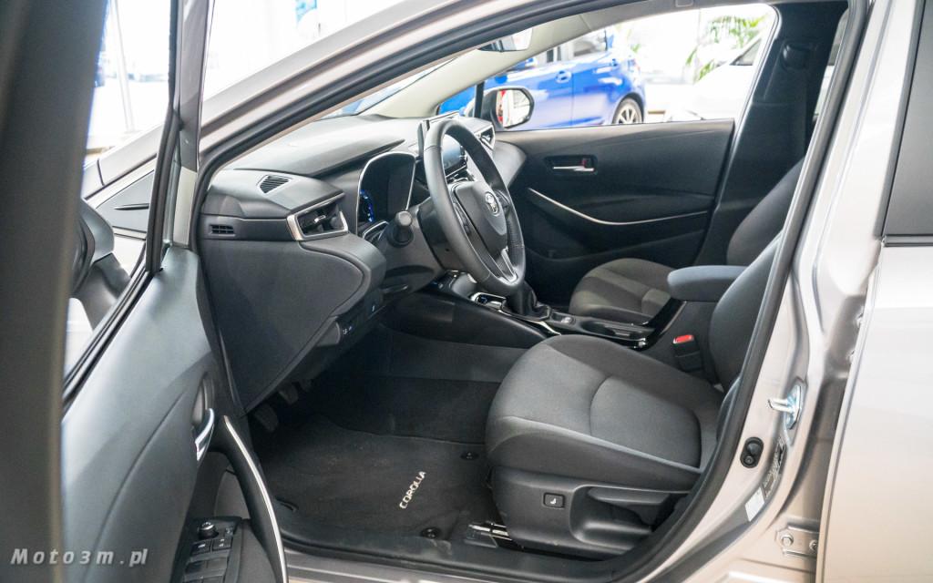 Nowa Toyota Corolla w salonie Toyota Walder Rumia-08056