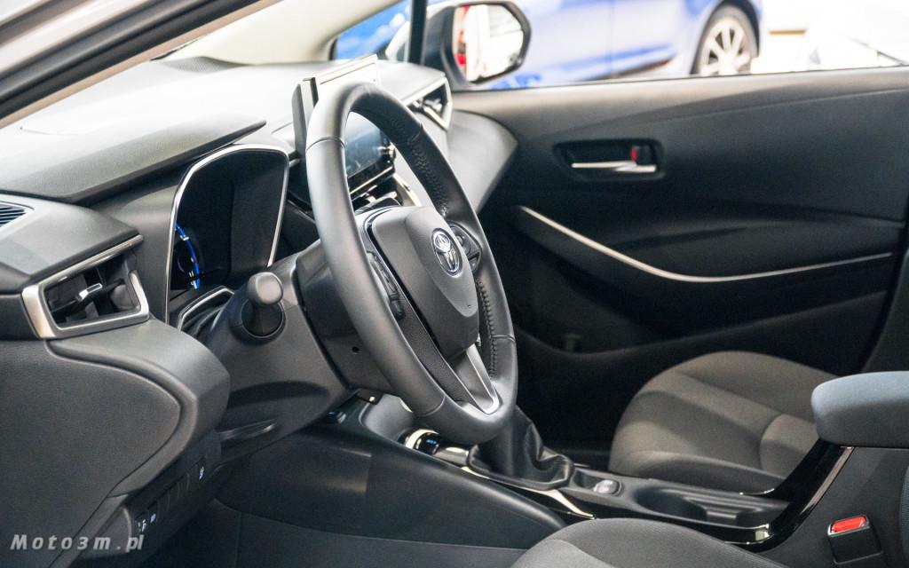 Nowa Toyota Corolla w salonie Toyota Walder Rumia-08057