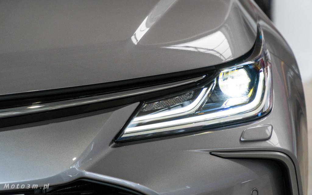 Nowa Toyota Corolla w salonie Toyota Walder Rumia-08066