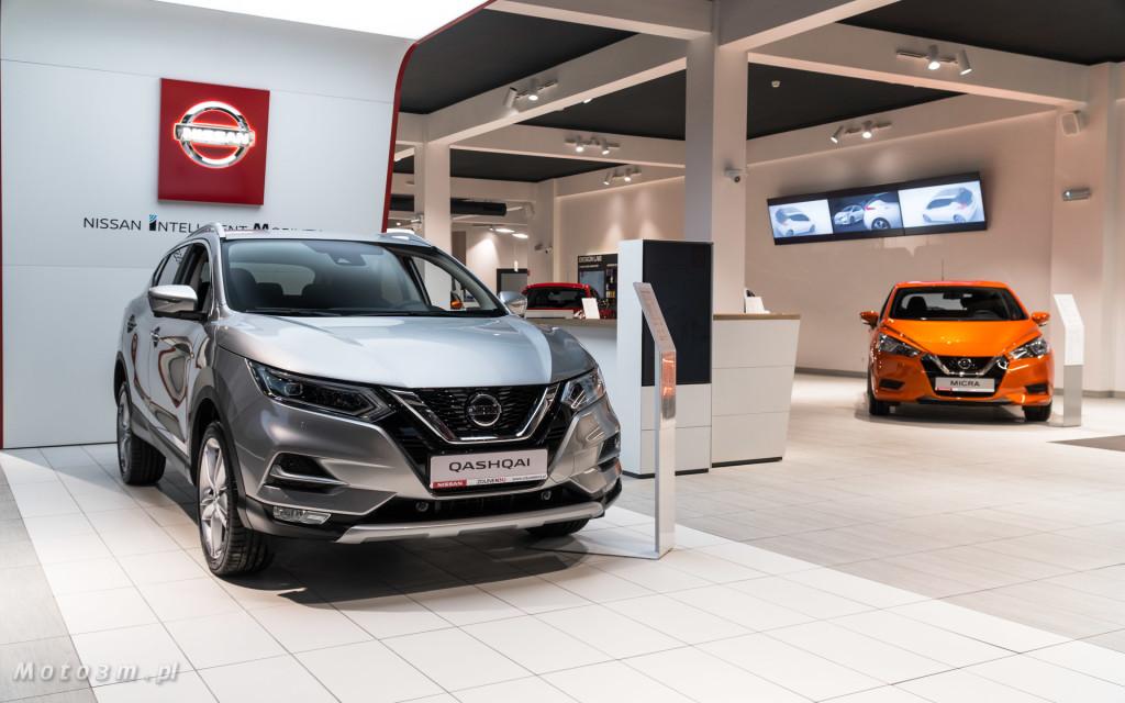 Nowa wersja Nissan Qashqai N-Motion w Zdunek KMJ Gdynia -08353