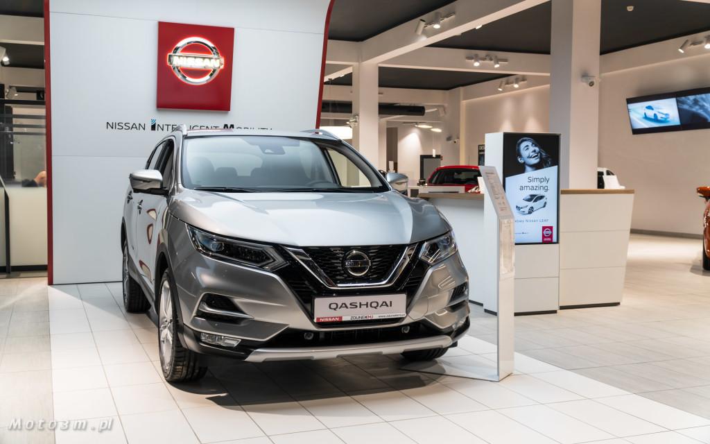 Nowa wersja Nissan Qashqai N-Motion w Zdunek KMJ Gdynia -08371