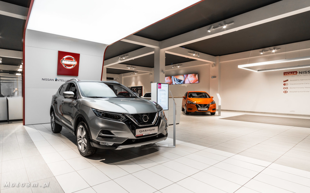 Nowa wersja Nissan Qashqai N-Motion w Zdunek KMJ Gdynia -08374