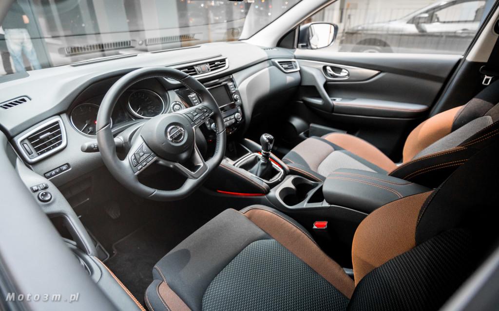 Nowa wersja Nissan Qashqai N-Motion w Zdunek KMJ Gdynia -08393
