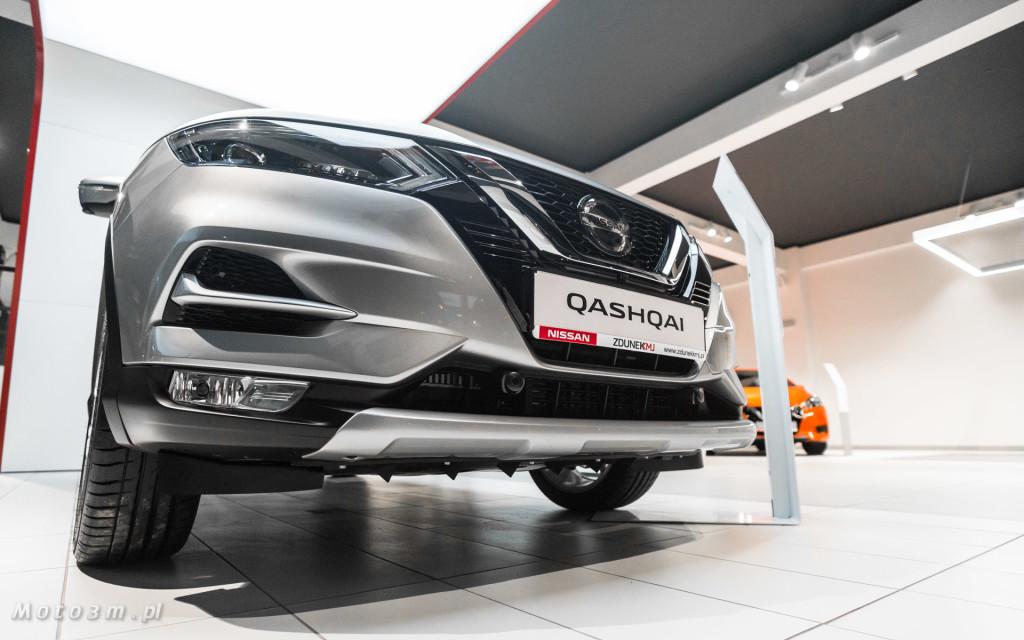 Nowa wersja Nissan Qashqai N-Motion w Zdunek KMJ Gdynia -08405