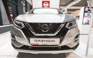 Nowa wersja Nissan Qashqai N-Motion w Zdunek KMJ Gdynia -08410