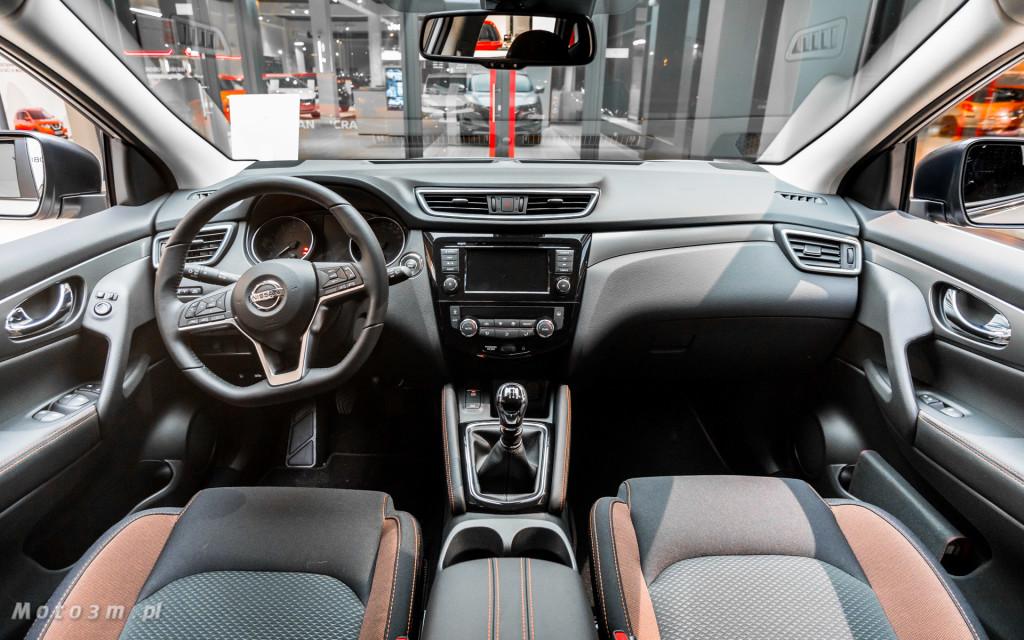 Nowa wersja Nissan Qashqai N-Motion w Zdunek KMJ Gdynia -08425