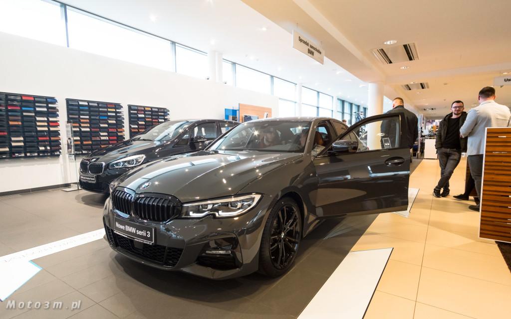 Nowe BMW Serii 3 G20 debiutuje w BMW Zdunek w Gdyni-08238