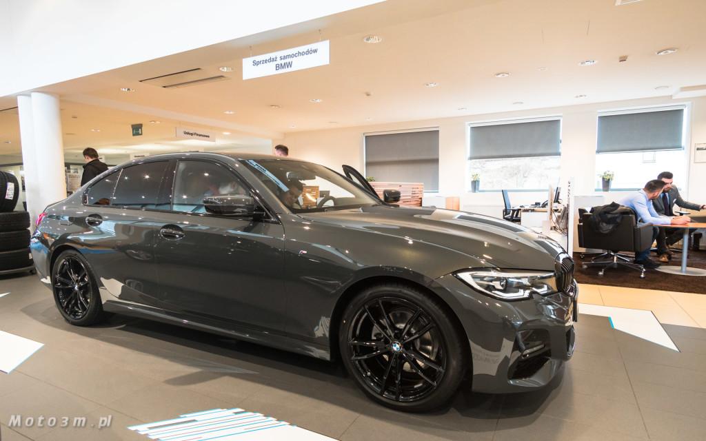 Nowe BMW Serii 3 G20 debiutuje w BMW Zdunek w Gdyni-08241