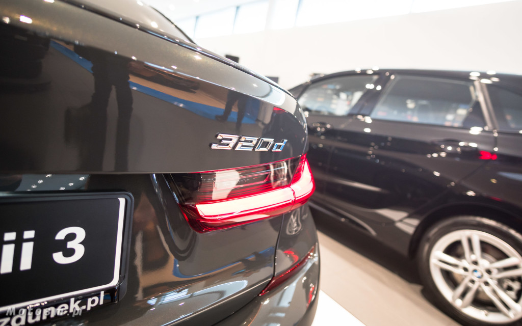 Nowe BMW Serii 3 G20 debiutuje w BMW Zdunek w Gdyni-08243