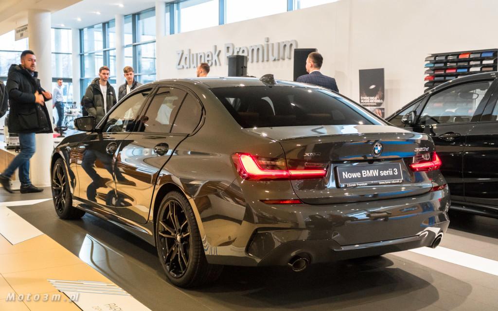 Nowe BMW Serii 3 G20 debiutuje w BMW Zdunek w Gdyni-08255