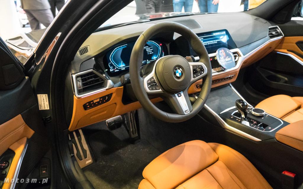Nowe BMW Serii 3 G20 debiutuje w BMW Zdunek w Gdyni-08256