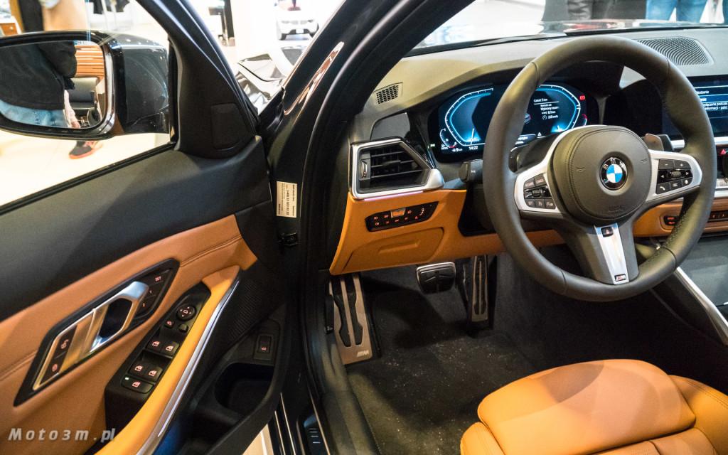 Nowe BMW Serii 3 G20 debiutuje w BMW Zdunek w Gdyni-08257