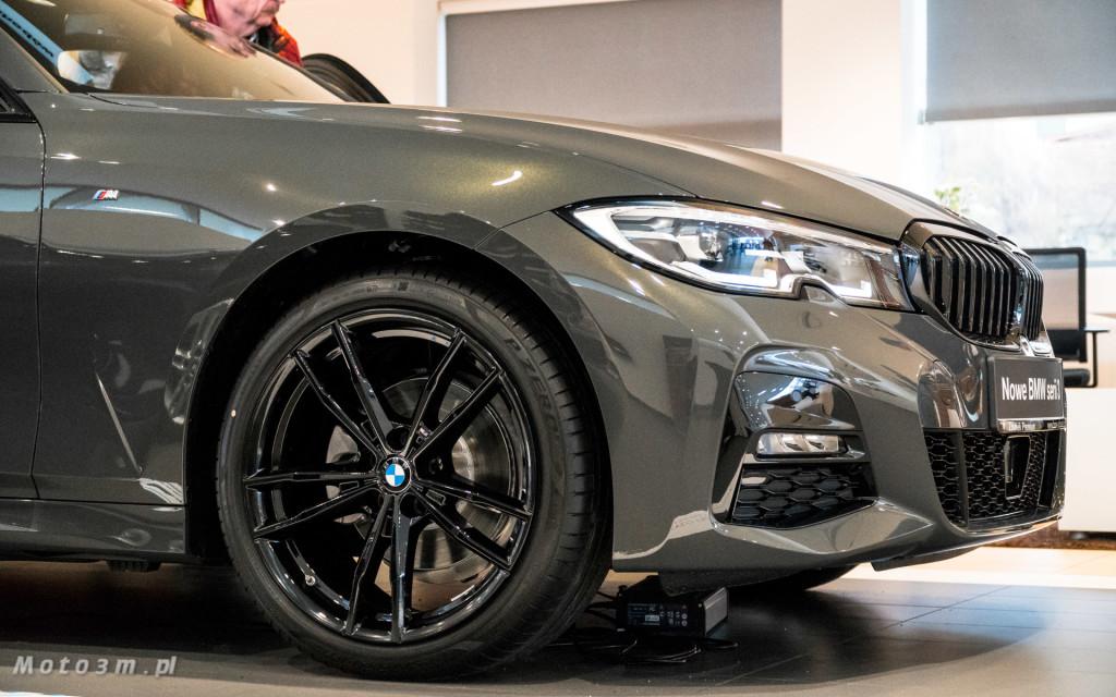 Nowe BMW Serii 3 G20 debiutuje w BMW Zdunek w Gdyni-08258