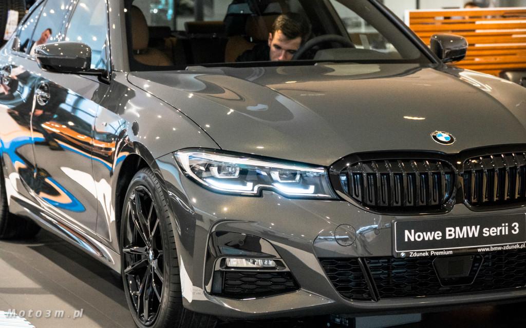 Nowe BMW Serii 3 G20 debiutuje w BMW Zdunek w Gdyni-08261