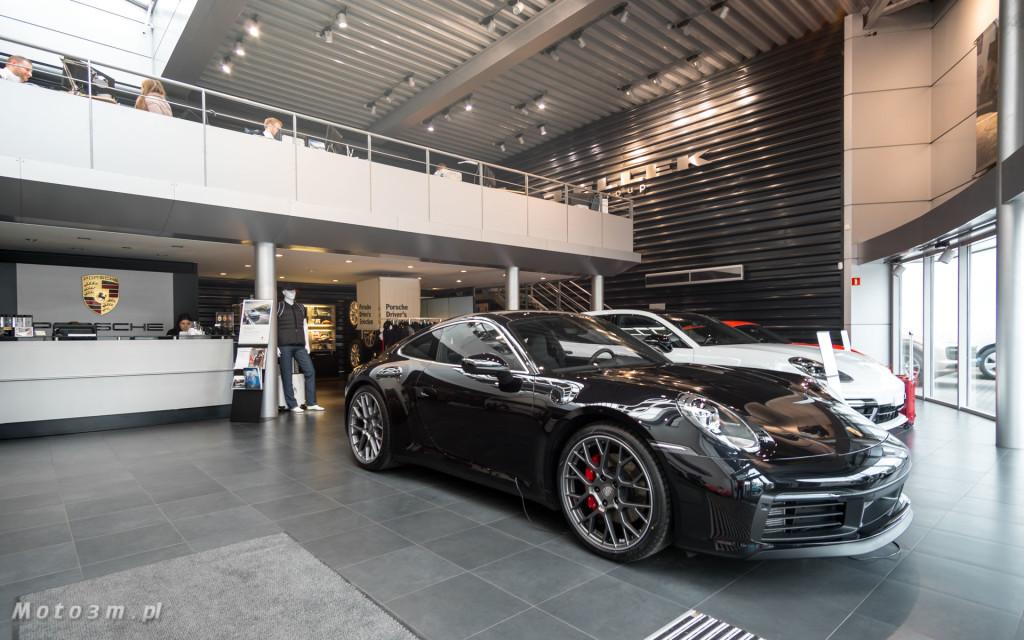 Nowe Porsche 911 (992) w Porsche Centrum Sopot-08550