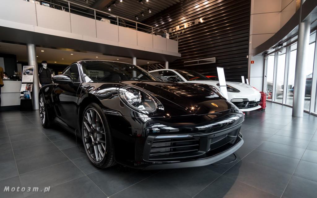 Nowe Porsche 911 (992) w Porsche Centrum Sopot-08551