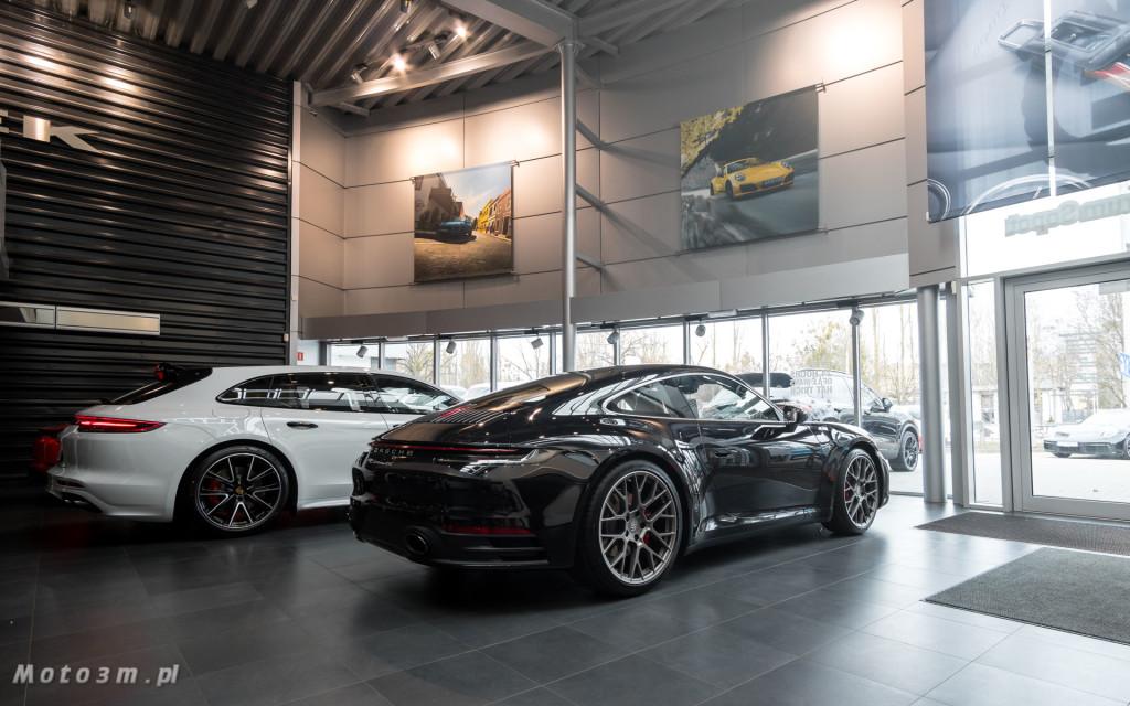 Nowe Porsche 911 (992) w Porsche Centrum Sopot-08553