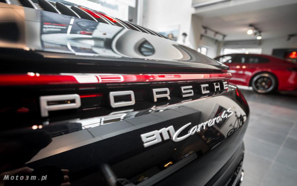 Nowe Porsche 911 (992) w Porsche Centrum Sopot-08558
