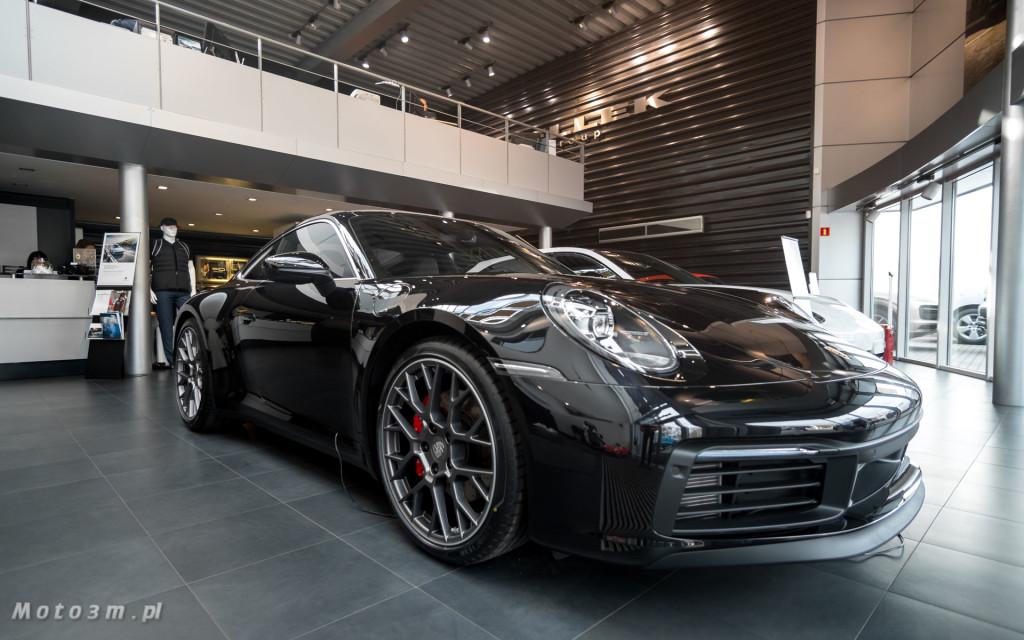 Nowe Porsche 911 (992) w Porsche Centrum Sopot-08565