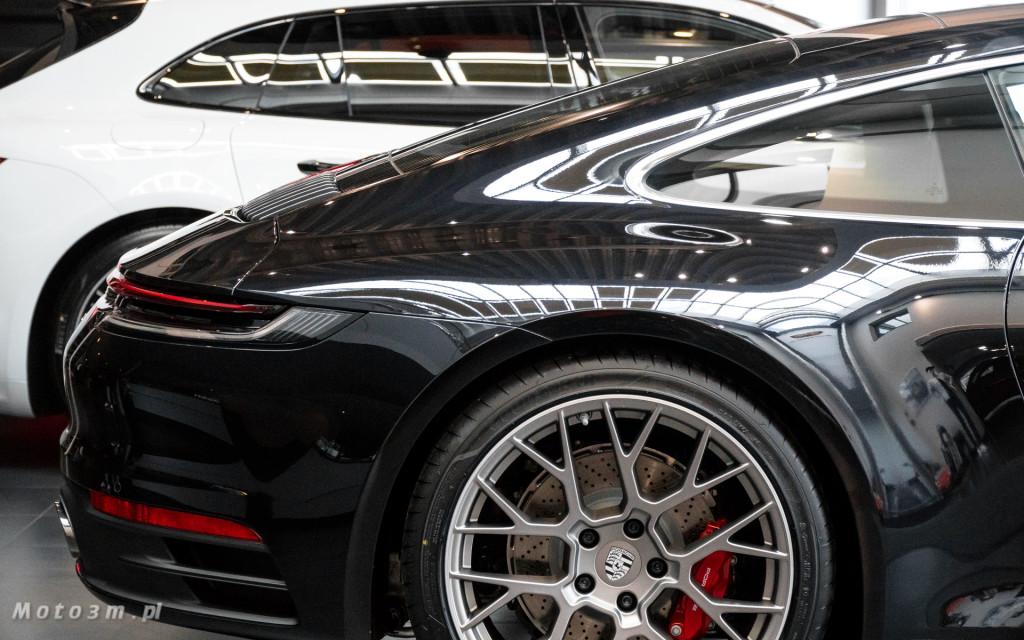 Nowe Porsche 911 (992) w Porsche Centrum Sopot-08573