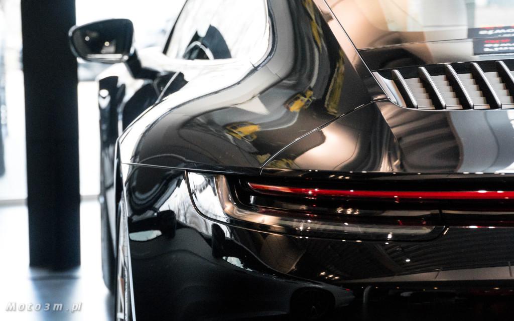 Nowe Porsche 911 (992) w Porsche Centrum Sopot-08578