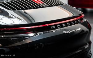 Nowe Porsche 911 (992) w Porsche Centrum Sopot-08580