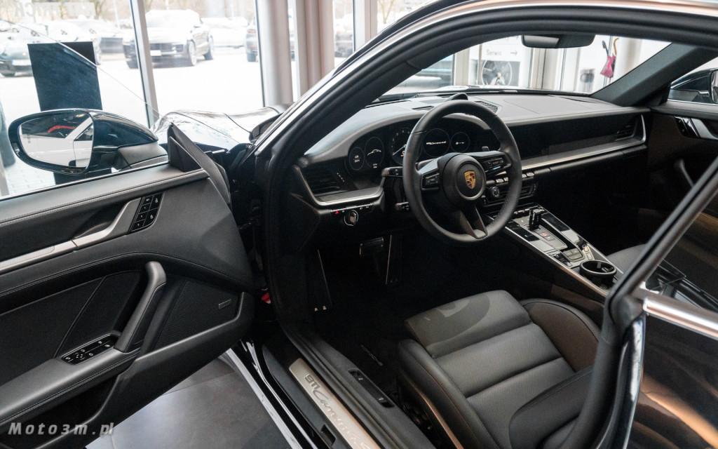 Nowe Porsche 911 (992) w Porsche Centrum Sopot-08586